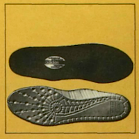 New adidas foot-bed Insole 1971
